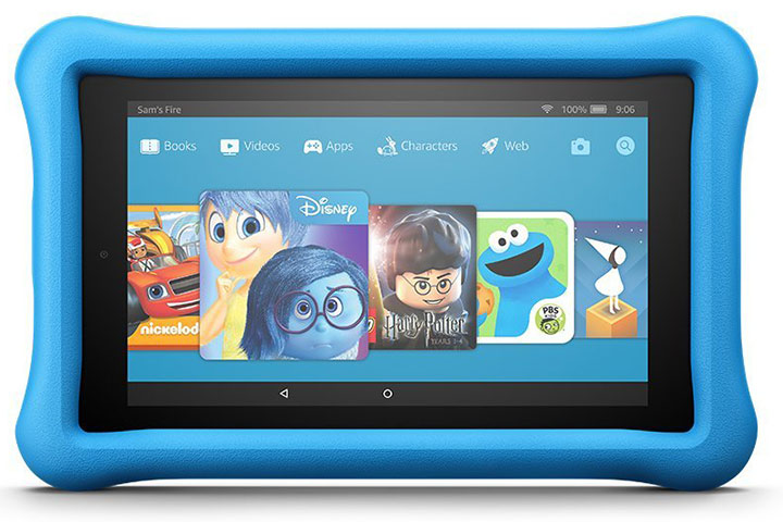 2. Amazon Fire Kids Edition