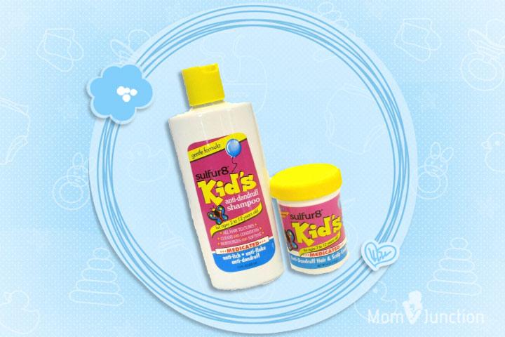 Anti Dandruff Shampoo For Kids - Anti-Dandruff Medicated Shampoo & Hair & Scalp Conditioner