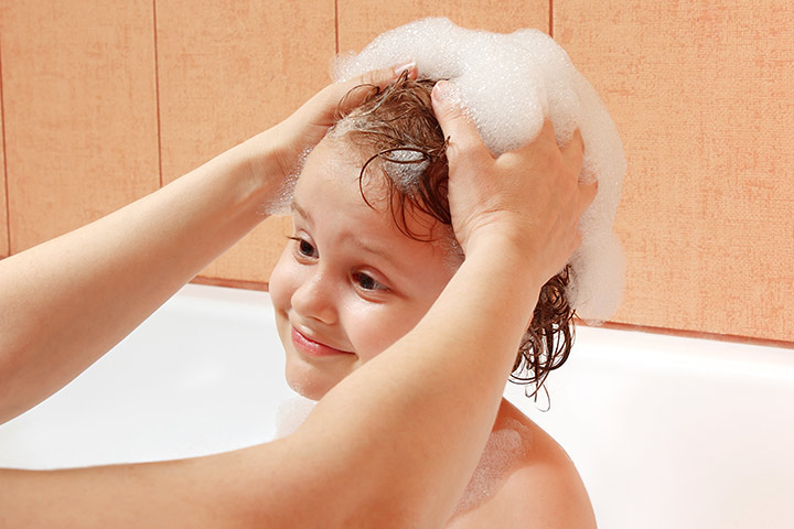 Anti Dandruff Shampoo For Kids