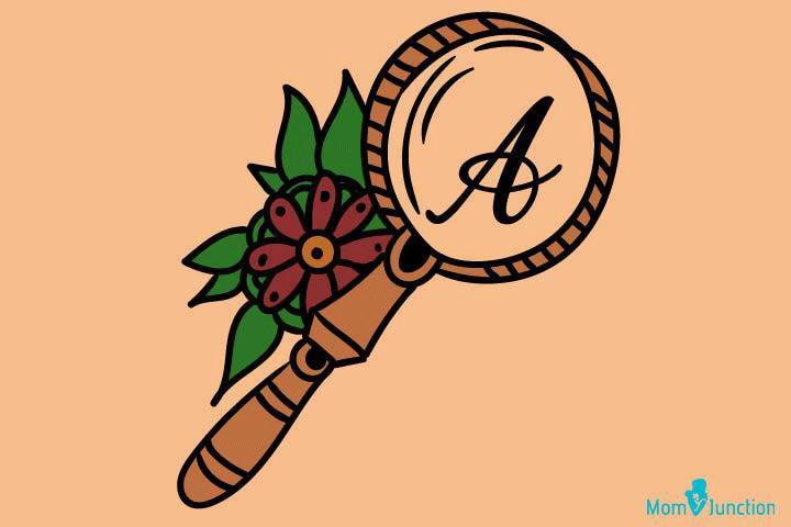 Attractive Kids' Name Tattoo Ideas30