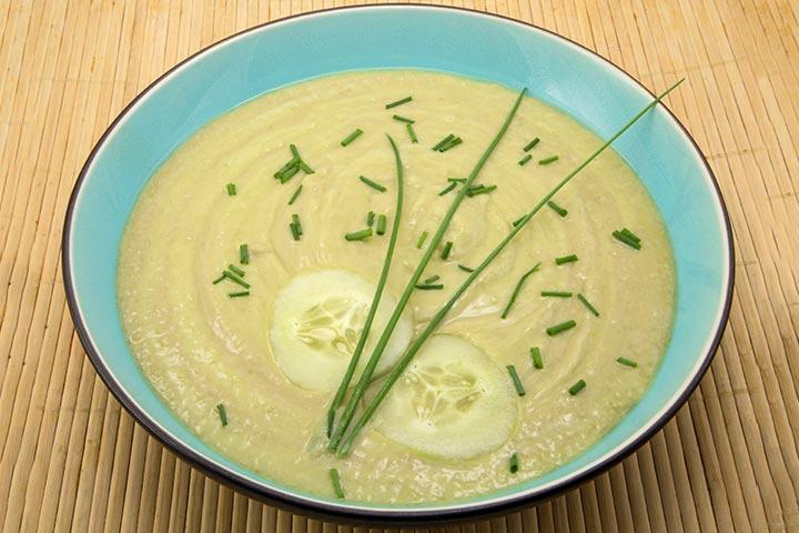 Avocado For Babies - Avocado Soup