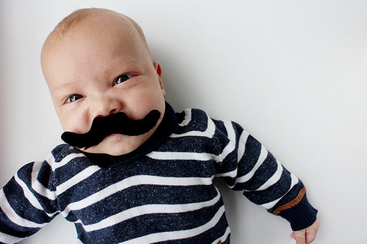 Babies Grow Mustaches In The Womb