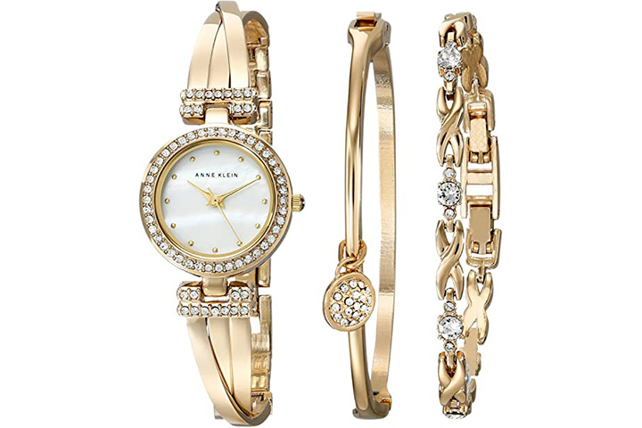 Bangle and Bracelet Set