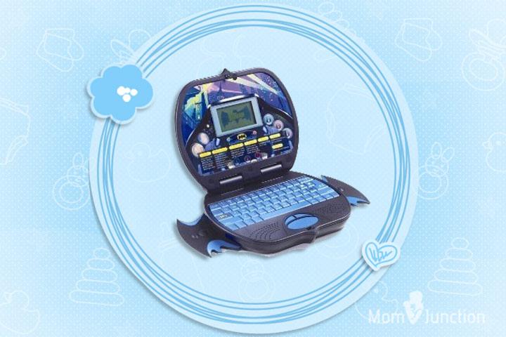 Laptop Toys - Batman PowerWing Kids' Laptop