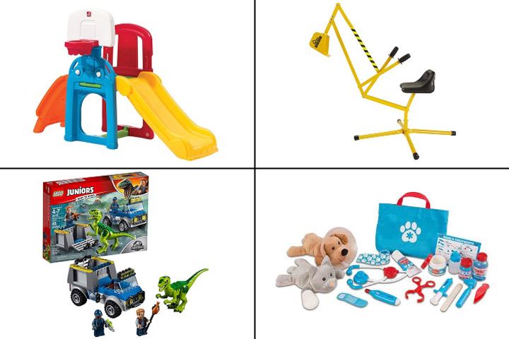 35 Best Toys Gifts For 5 Year Old Boys In 2020