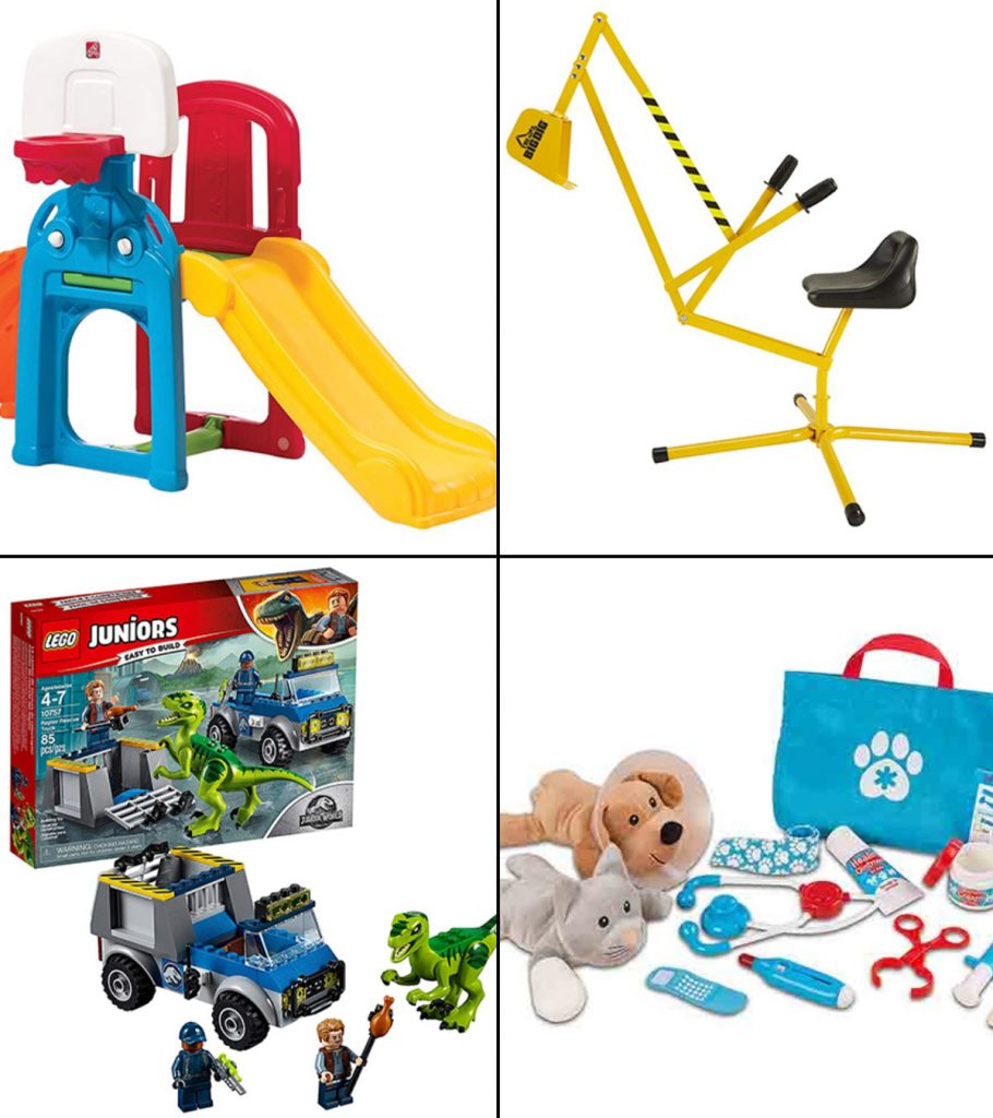 35 Best Toys & Gifts For 5 Year Old Boys In 2020