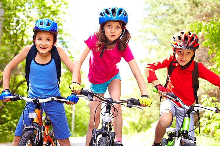 Best Sports For Kids - Bicycle