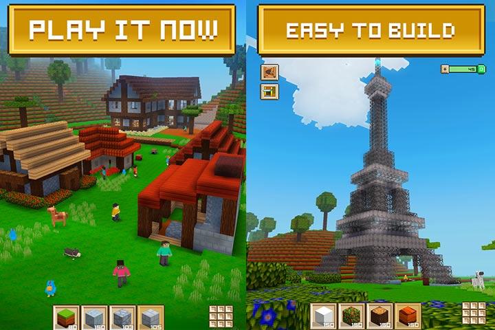 Block Craft 3D Building Game