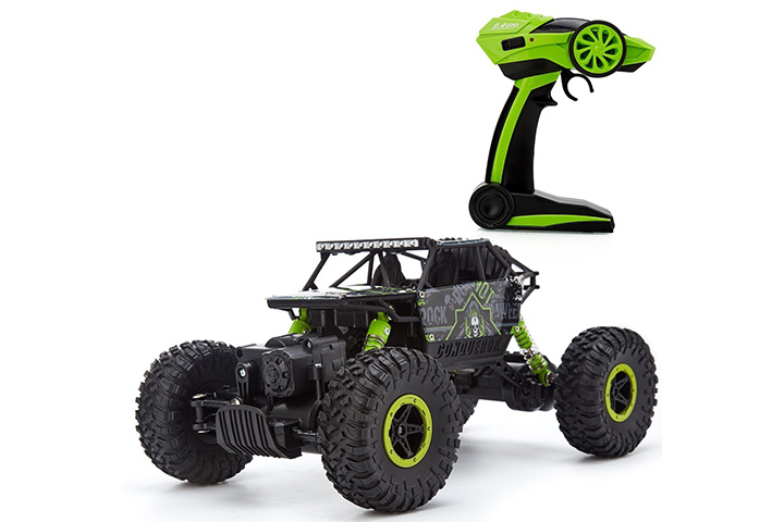 Catterpillar Rock Crawler The Mean Machine