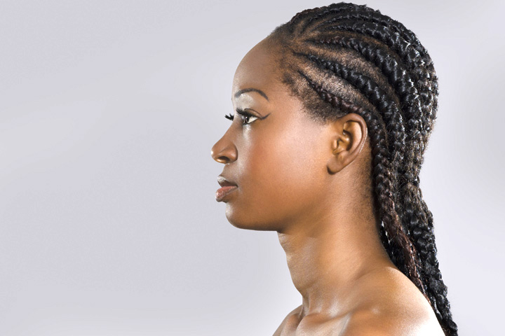 Cute Hairstyles For Black Teenager - Cornrows