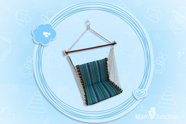 Mother's Day Gifts - Cushioned Swing