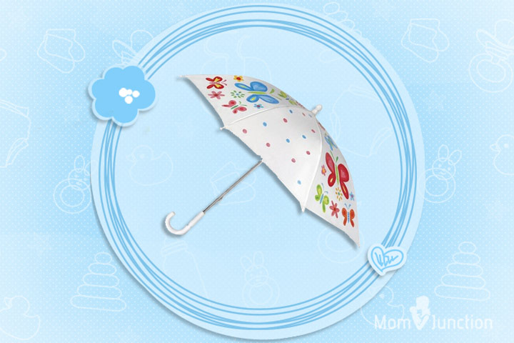 Toys For 6 Year Old Girls -Design Your Own Umbrella