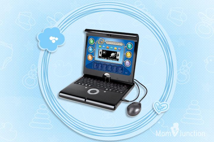 Laptop Toys - Discovery Kids Teach 'n' Talk Exploration Laptop
