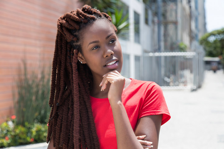 Groovy 21 Cute And Trendy Hairstyles For Black Teenage Girls Hairstyle Inspiration Daily Dogsangcom