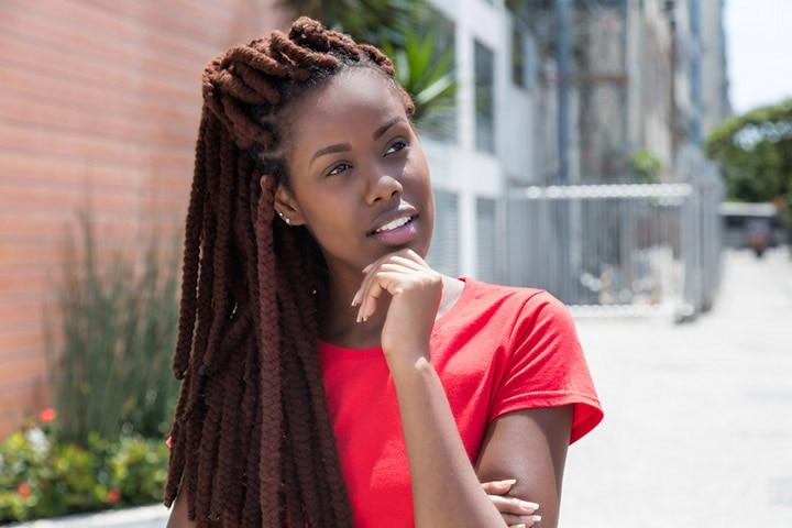 Terrific 21 Cute And Trendy Hairstyles For Black Teenage Girls Hairstyles For Men Maxibearus