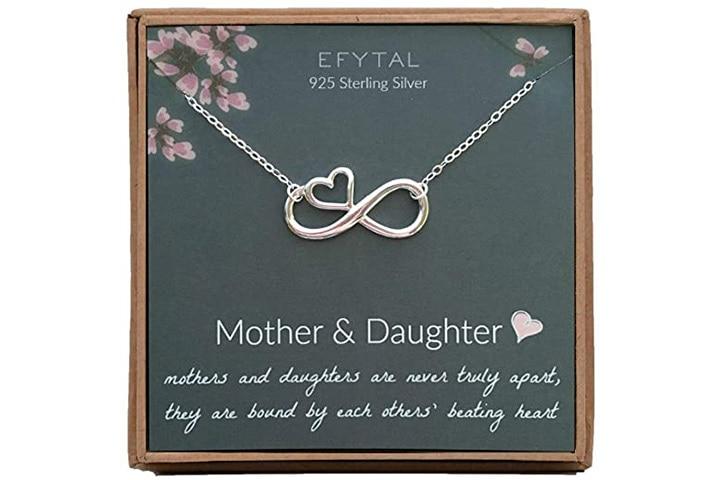 Efytal Sterling Silver Infinity