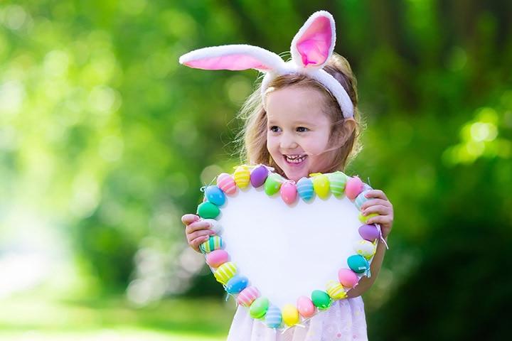 Egg Craft - Egg Heart Craft