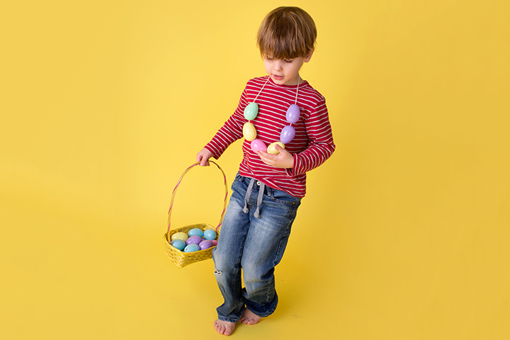 Egg Craft - Egg Necklace