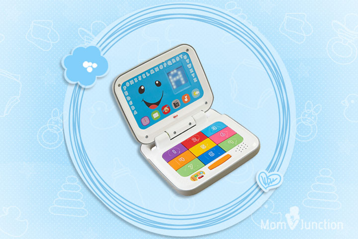 Laptop Toys - Fisher-Price Laugh & Learn Smart Stages Laptop