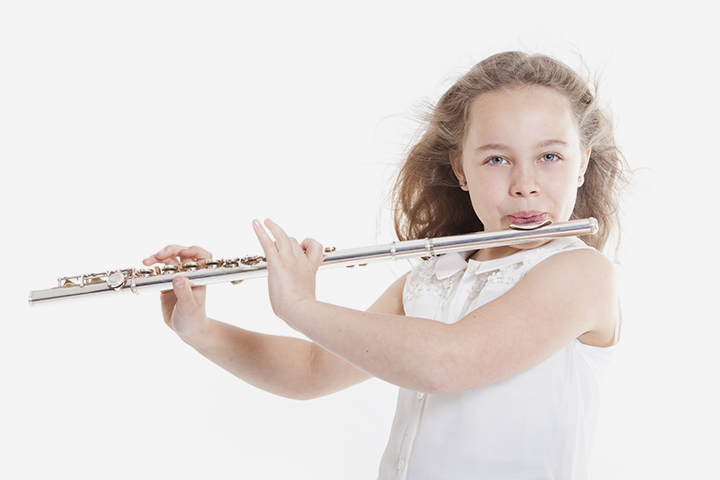 Musical Instruments For Kids - Flute