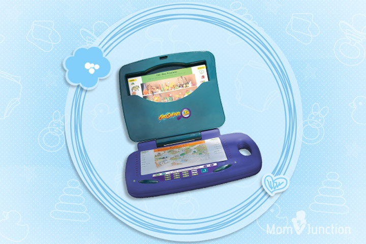 Laptop Toys - GeoSafari Kids' Laptop from Educational Insights