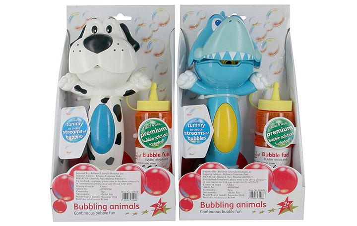 Hamleys Bubbling Animals
