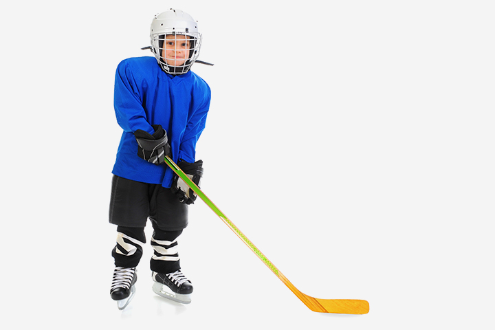 Best Sports For Kids - Hockey