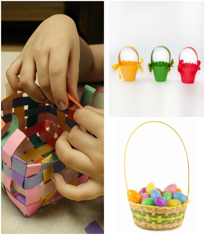 How To Make Paper Basket For Kids