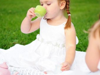Is It Safe For Kids To Drink Tea?