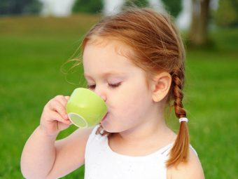 Is It Safe For Your Kid To Drink Tea?