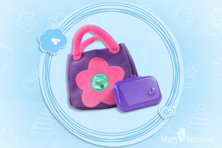 Toys For 5 Year Old Girls - Kidoozie My First Purse