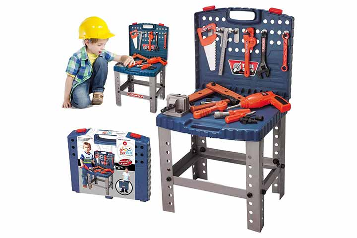 Kids Toy Workbench