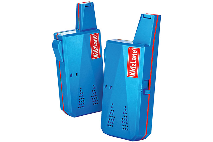 Kidzlane Durable Walkie Talkie