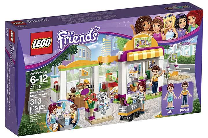 LEGO Friends Heartlake Supermarket