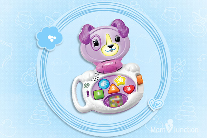 Laptop Toys - LeapFrog My Talking LapPup
