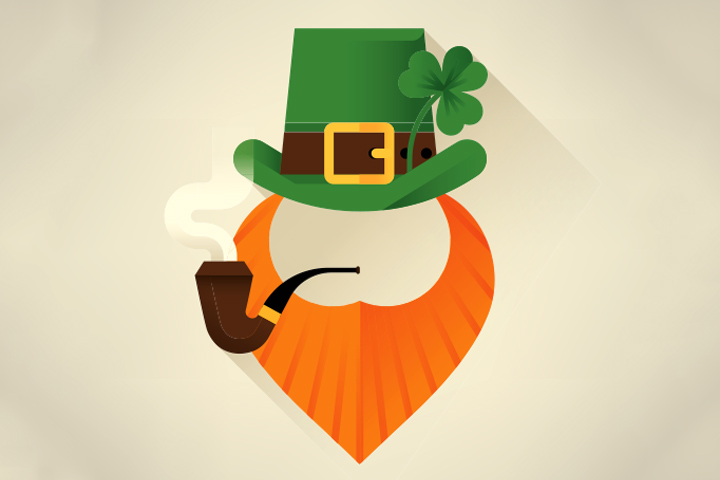 St Patricks Day Crafts Part - 44: Leprechaun Beard