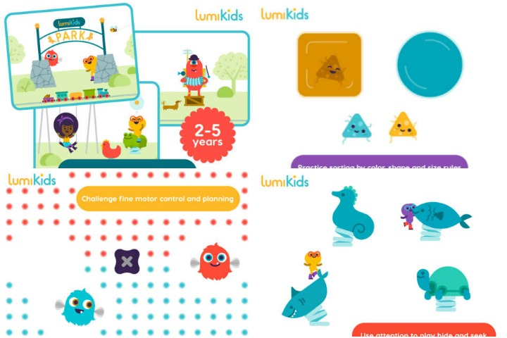 Lumikids Park By Lumosity