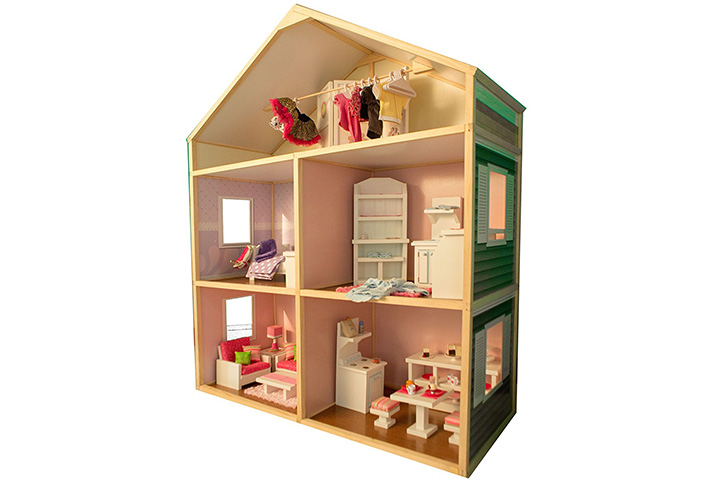 My Girl's Dollhouse for 18'' Dolls