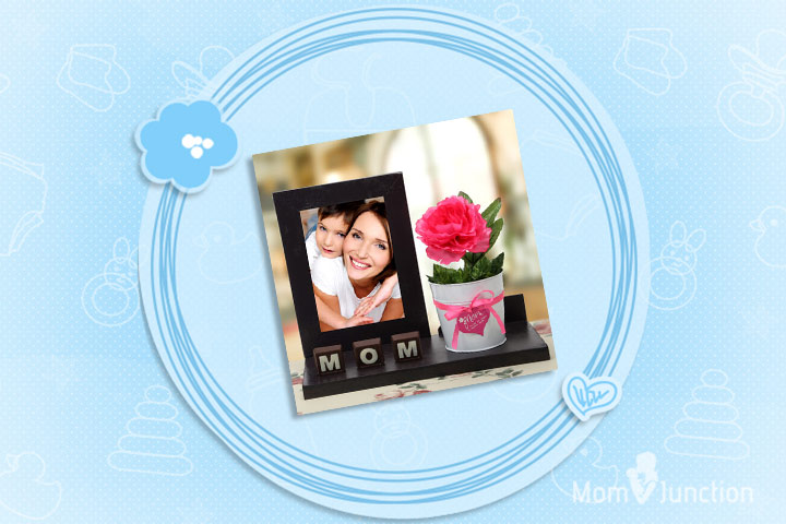 Mother's Day Gifts - My MOM My Friend Photo Holder