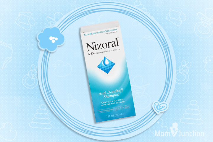 Anti Dandruff Shampoo For Kids - Nizoral Anti-Dandruff Shampoo