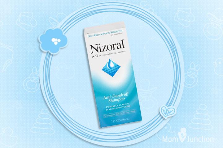 Anti Dandruff Shampoo For Kids - Nizoral Anti-Dandruff Shampoo