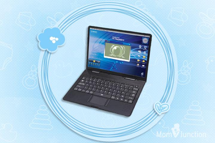 Laptop Toys - Oregon Scientific PC Trainer 5