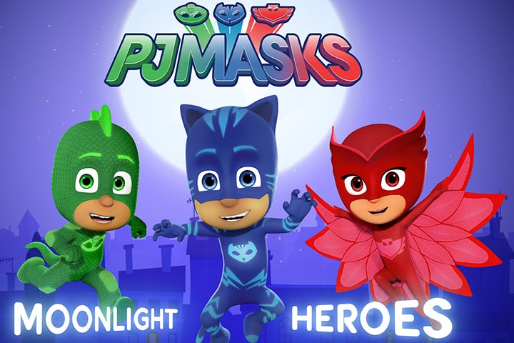 PJ Masks – Moonlight Heroes