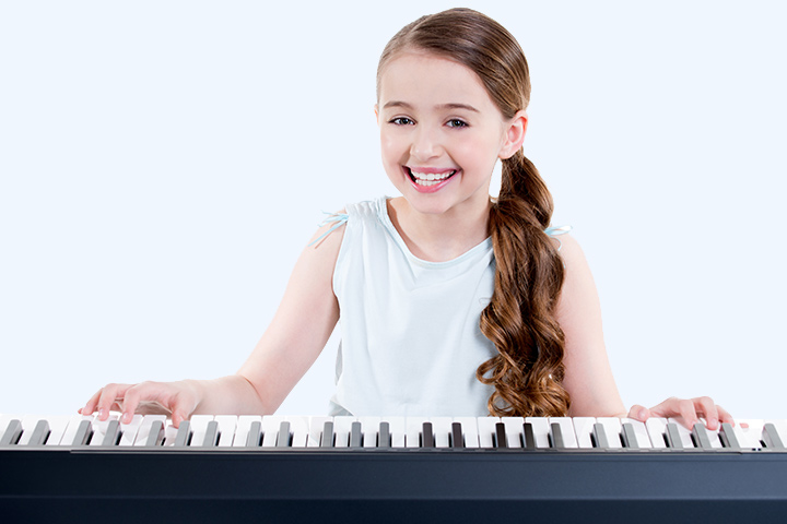Musical Instruments For Kids - Piano
