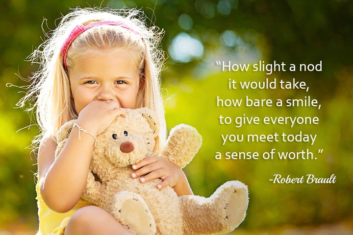 19 Beautiful Kids Smile Quotes