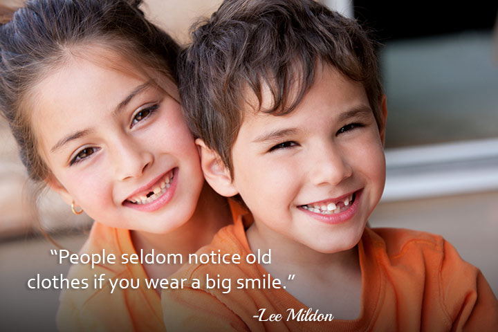 Kids Smile Images And Quotes