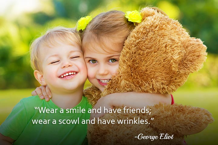Beautiful Quotes On Smile With Images
