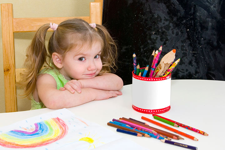 Rainbow Crafts For Kids