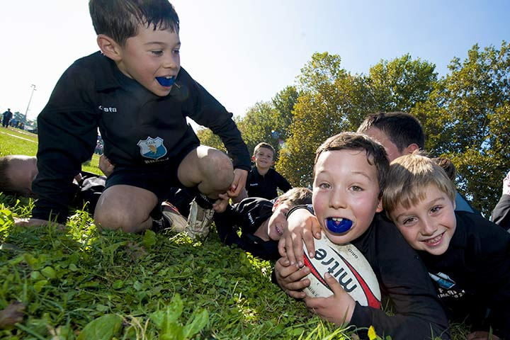 Best Sports For Kids - Rugby