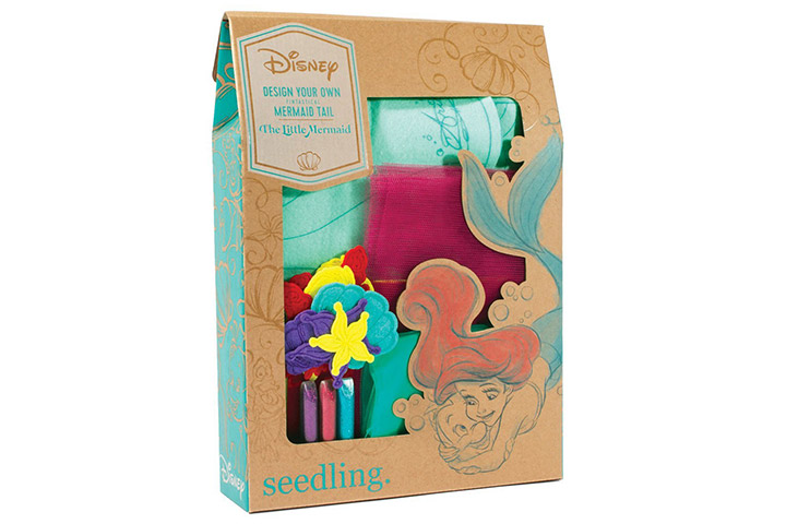 Seedling Disney's The Little Mermaid Design